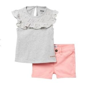 HUDSON Jeans and Shorts set. New without tags.